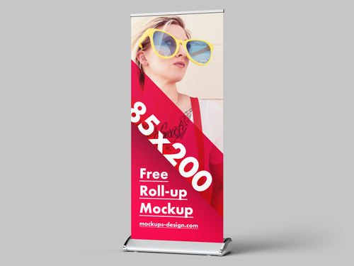 Pull-up banners printing services
